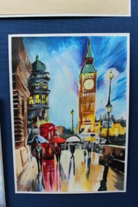 Painting of London